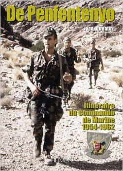 De Penfentenyo : Itinraire du Commande de marine 1954-1962 de Jean Durantin ( 1 juillet 2010 )