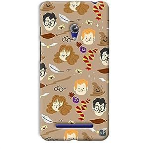 yP Harry Potter Animated Design Hard Back Case Cover for ASUS Zenfone 5