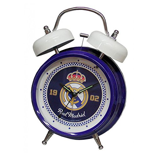 CYP IMPORT S Despertador Real Madrid con Himno