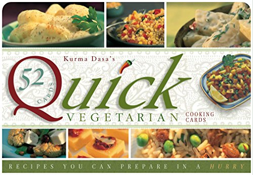 Quick Vegetarian Cards: Recipes You Can Prepare in a Hurry