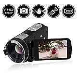 Videokamera Camcorder Full HD 1080p 24,0 MP Camcorder Digitale Videokameras mit Remote-Controller Bild