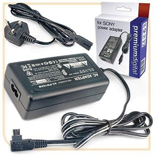 PremiumDigital Sony Alpha DSLR-A450 Replacement AC Power Adapter