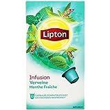 Lipton infusion verveine menthe fraîche 10 capsules Envoi Rapide Et Soignée ( Prix Par Unité )