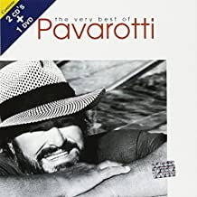 The Very Best Of Pavarotti ; Deluxe Sound & Vision [2 CD & DVD]