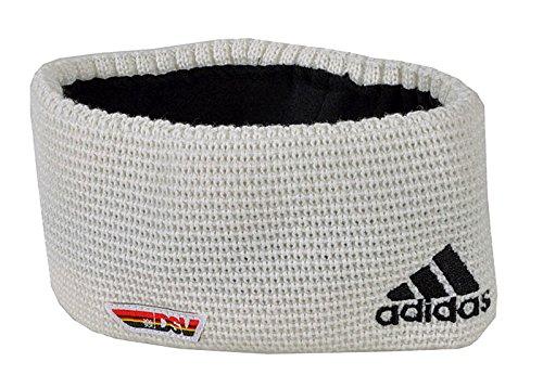 Adidas DSV Headband Stirnband S weiß
