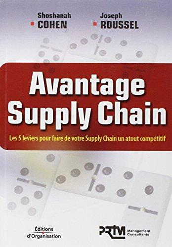 Avantage Supply Chain: Les 5 leviers pour faire de votre Supply Chain un atout compétitif