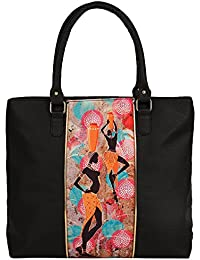 Lavaya Digital Printed Hand Bag