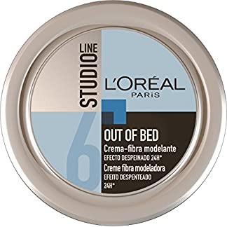 L'Oréal Paris Gomina Studio Line Out of Bed Crema Efecto Despeinado – 187 g