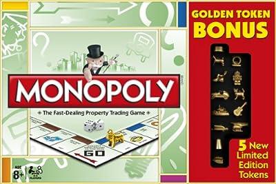 Monopoly Classic Promo de hasbro