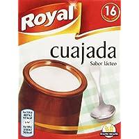 Mostrar sólo productos La Lechera · Royal Cuajada con Sabor a Lácteo - 16 Raciones