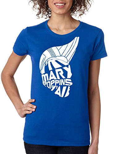 Allntrends Women's T Shirt I'm Mary Poppins Y'all Trending Tees Popular Shirt