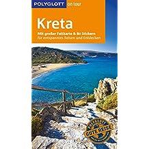 POLYGLOTT on tour Reiseführer Kreta: Mit großer Faltkarte, 80 Stickern und individueller App
