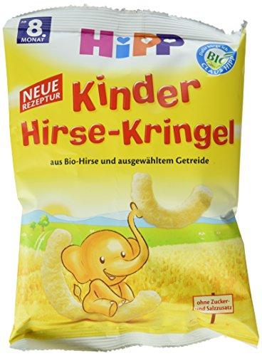 Hipp Kinder Hirse-Kringel, 7er Pack (7 x 30 g)