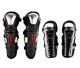 QYXANG Motocross équipement Knee Pad de Protection Moto équipement Moto coude & Genou Coussinets protecteurs