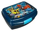 Unbekannt Brotzeitdose, Transformers, ca. 16,5 x 13 x 7 cm