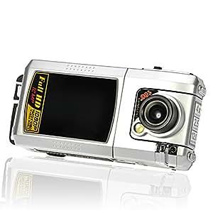 niceeshop(TM) 2.5 Pouces TFT écran LCD Full HD 1080P F900LHD Boîte Noire de Voiture DVR Camera Recorder Dashboard Trafic Caméscope