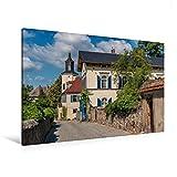 Premium Textil de lienzo 45cm x 30cm Horizontal meinholdsches Torre hogar, rueda ebeul, 120 x 80 cm
