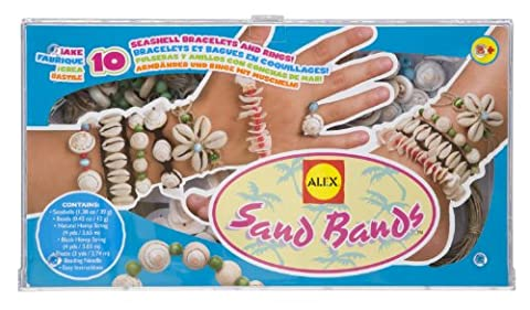 Alex Toys Do-it-Yourself Wear Sand Bands and Jewellery
