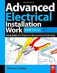 Advanced Electrical Installation Work 2357 Edition, 6th ed