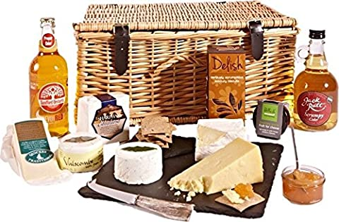 Cheese and Cider Hamper - Standard Box