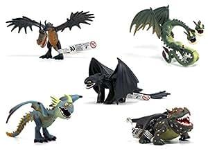 Dragons Drachen Namen : how to train your dragon 5 dragons elettronica ~ Watch28wear.com Haus und Dekorationen