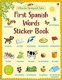 Farmyard Tales. First Spanish Words Sticker Book (Farmyard Tales First Words Sticker)