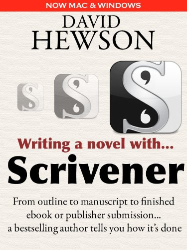 Writing a Novel with Scrivener (English Edition)