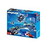 Playmobil Police Rescue Set
