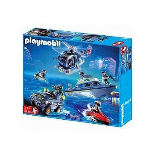 Playmobil - Conjunto de la Policía...