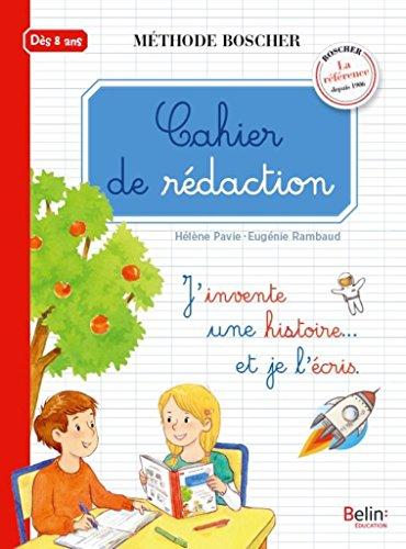 Cahier de rédaction par Eugénie Rambaud