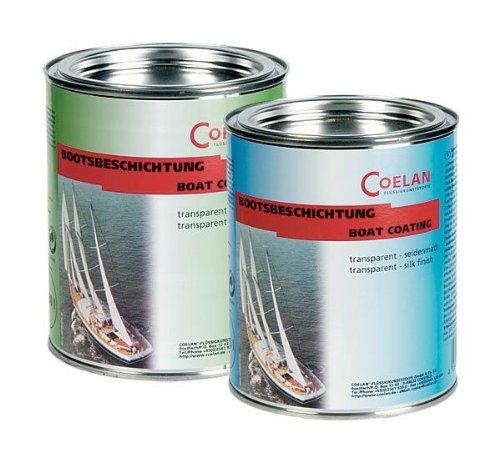 Coelan Bootsbeschichtung transparent 750 ml glänzend