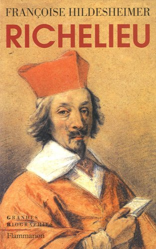 Richelieu par Françoise Hildesheimer
