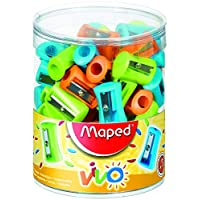 Pencil Sharpener Set 75Pcs By Maped, Md-506300
