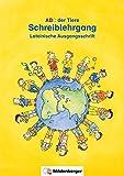 ABC der Tiere – Schreiblehrgang LA in Heftform: Der lehrwerksunabhängige Schreiblehrgang in Heftform für die Lateinische Ausgangsschrift.