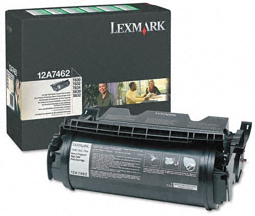 New Original Lexmark Laser Toner High Capacity 12A7462 12A7468 12A7362 12A8244 For...
