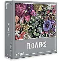 Cloudberries Flowers: Puzzle Premium da 1000 Pezzi Progettato Appositamente per Gli Adulti