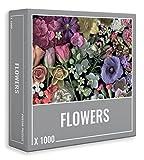 Cloudberries Flowers: Premium, 1000 Teile Puzzle für Erwachsene