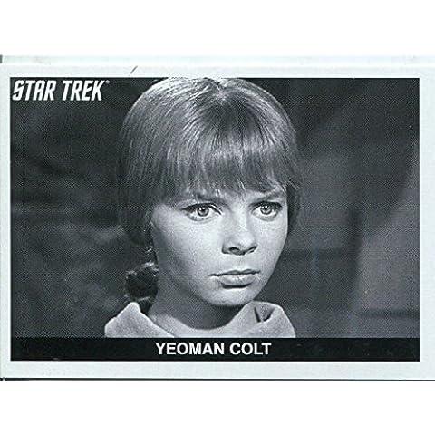 Star Trek TOS per il 40° anniversario di inseguimento 1967-Carta#87