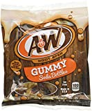 Kenny's A&W Root Beer Gummy Soda Bottles Gummies 128gr MADE IN USA