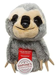 Daphne's Couvre-club fantaisie Singe-Sloth Gris