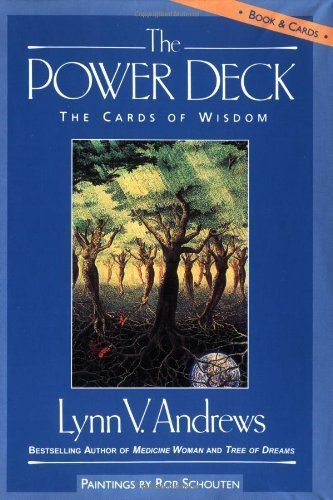 The Power Deck: The Cards of Wisdom by Andrews, Lynn V. (2004) Hardcover