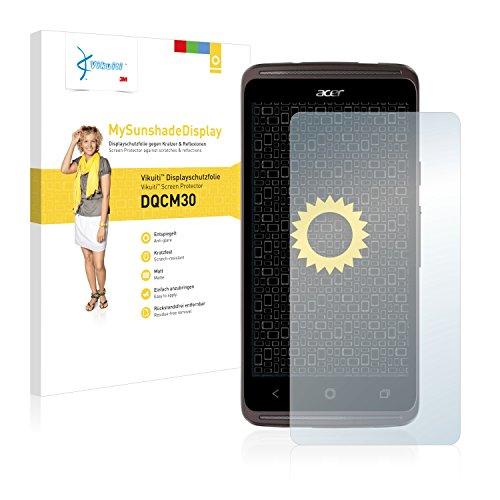Vikuiti Bildschirmschutzfolie Matt DQCM30 von 3M für Acer Liquid Z410 Plus Folie Schutzfolie Bildschirmfolie - Entspiegelt