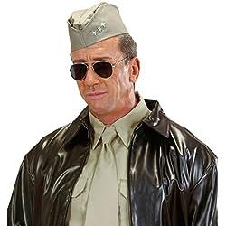 Gorra de soldado de los Estados Unidos casquillo militar uniforme militar accesorios de traje