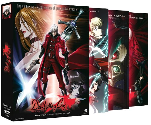 Devil May Cry Ed.Integral [DVD]