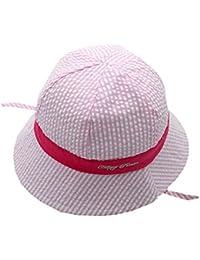Wicemoon Bebé Sombreros Y Gorras Bebé Niños Sombrero De Béisbol Raya De  Color Niño Y Niña 957076ccd9e