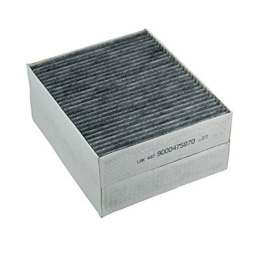 Bosch Siemens 678460 00678460 ORIGINAL Aktivkohlefilter Geruchsfilter Filter für Umluft 225x190mm