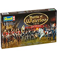 Revell 02450 - Set de Figuras Batalla de Waterloo 1815 Escala 1:72