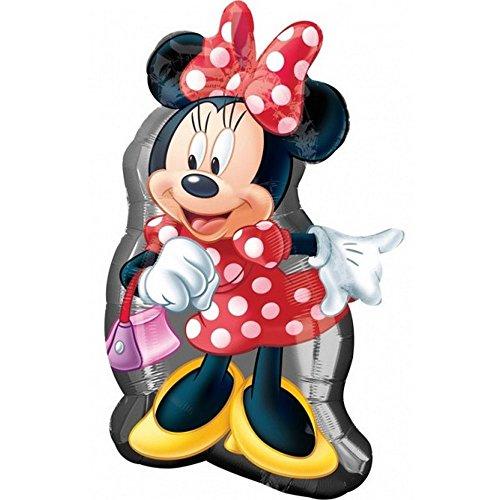GUIZMAX Grande globos Minnie Mouse helio nuevo bolsa