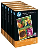 HP C1825A Inkjet-Papier 5 x 500 Blatt DIN A4, 90 g m²