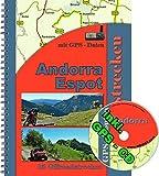 Reiseführer 15 Offroad - Strecken Andorra und Katalonien ( inkl. GPS - Daten CD ): Offroad für Motorrad, Enduro oder Geländewagen in ( 4x4 ) Andorra und  Katalonien